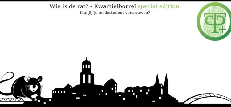 Wie is de Rat? / Kwartielborrel special edition